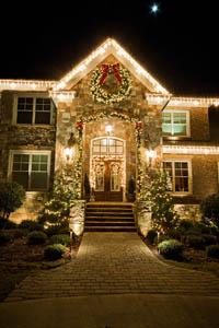 Holiday Lights Service For Suffolk Long Island Ny