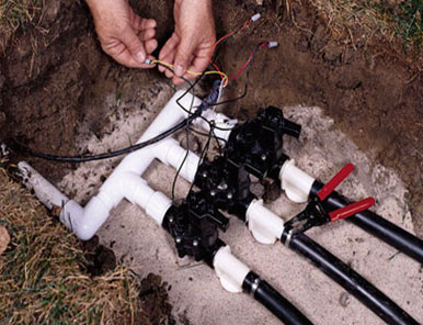Lawn Sprinkler Repairs And Maintenance