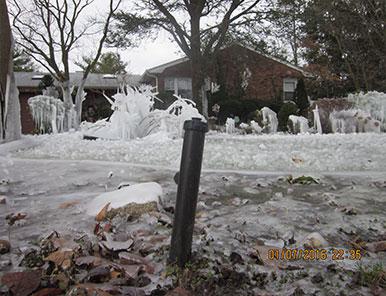 Automatic Lawn Sprinkler Winterization