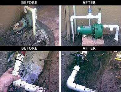 Lawn Sprinkler Repairs And Maintenance